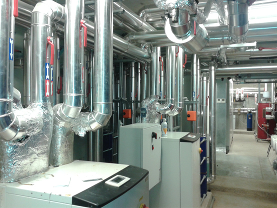 Commercial Heating & Ventilation